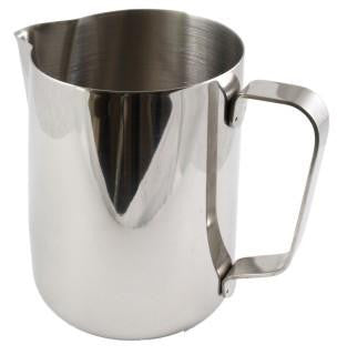 Milk Frothing Jug 1ltr Stainless Steel