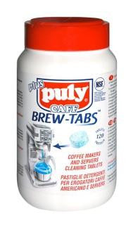Puly Caff Brew Tabs (120 tablets) for Filter Coffee Machines
