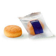 Lavazza Wrapped Shortbread Biscuits (200x5g) 4994