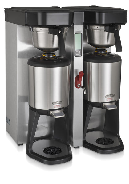 Bravilor Aurora Twin High Thermal Coffee Brewer