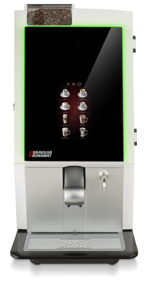 Bravilor Esprecious 12 Bean to Cup Coffee Machine with instant milk and chocolate powder