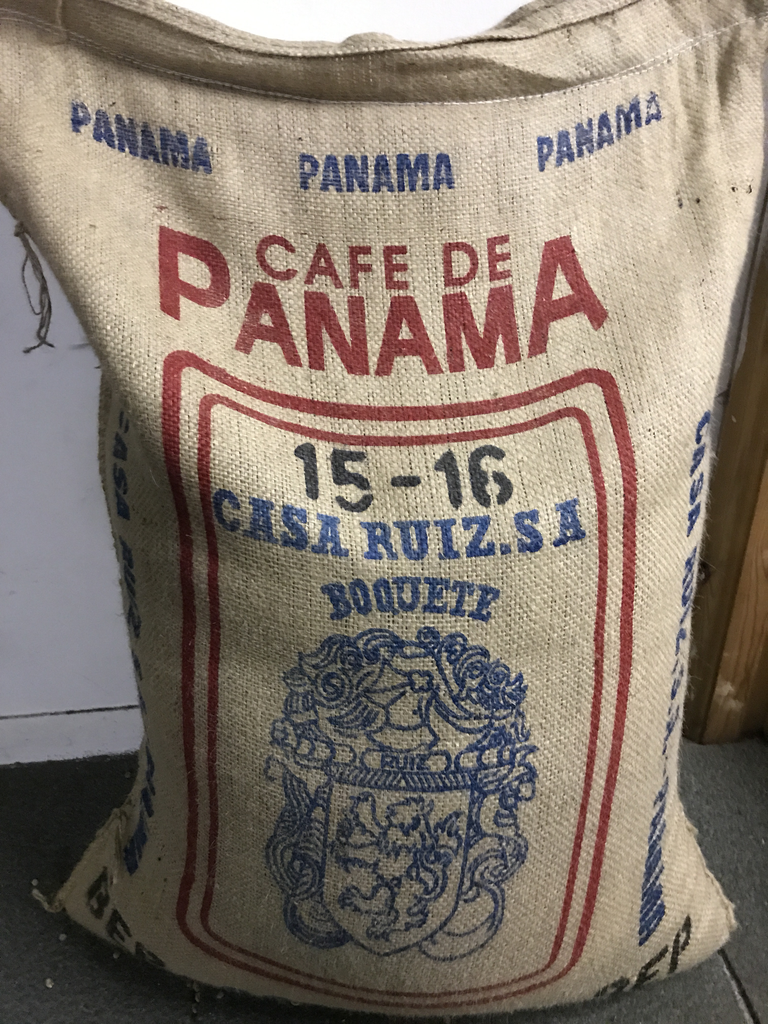 Panama SHB Boquete Washed Arabica Green Coffee Beans (1kg)