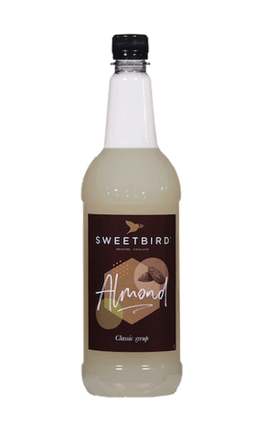 Sweetbird Almond Flavoured Syrup (1 litre)