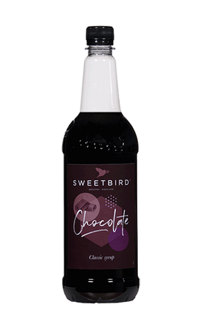 Sweetbird Chocolate Flavoured Syrup (1litre)