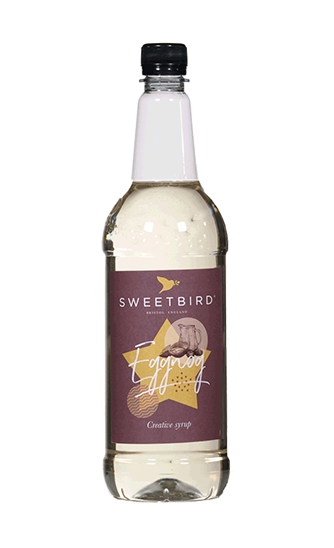 Sweetbird Egg Nogg Flavoured Syrups (1litre)