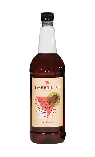 Sweetbird Watermelon Iced Green Tea (1litre)