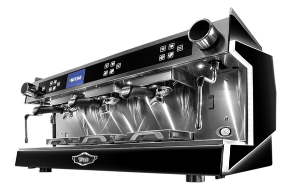 Wega Urban Electronic 2 Group Keypad Dosing Espresso Machine