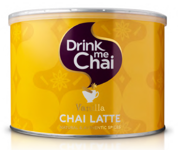 Drink Me Vanilla Chai Latte Powder Mix (1kg)