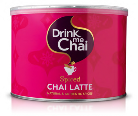 Drink Me Spiced Chai Latte Powder Mix (1kg)