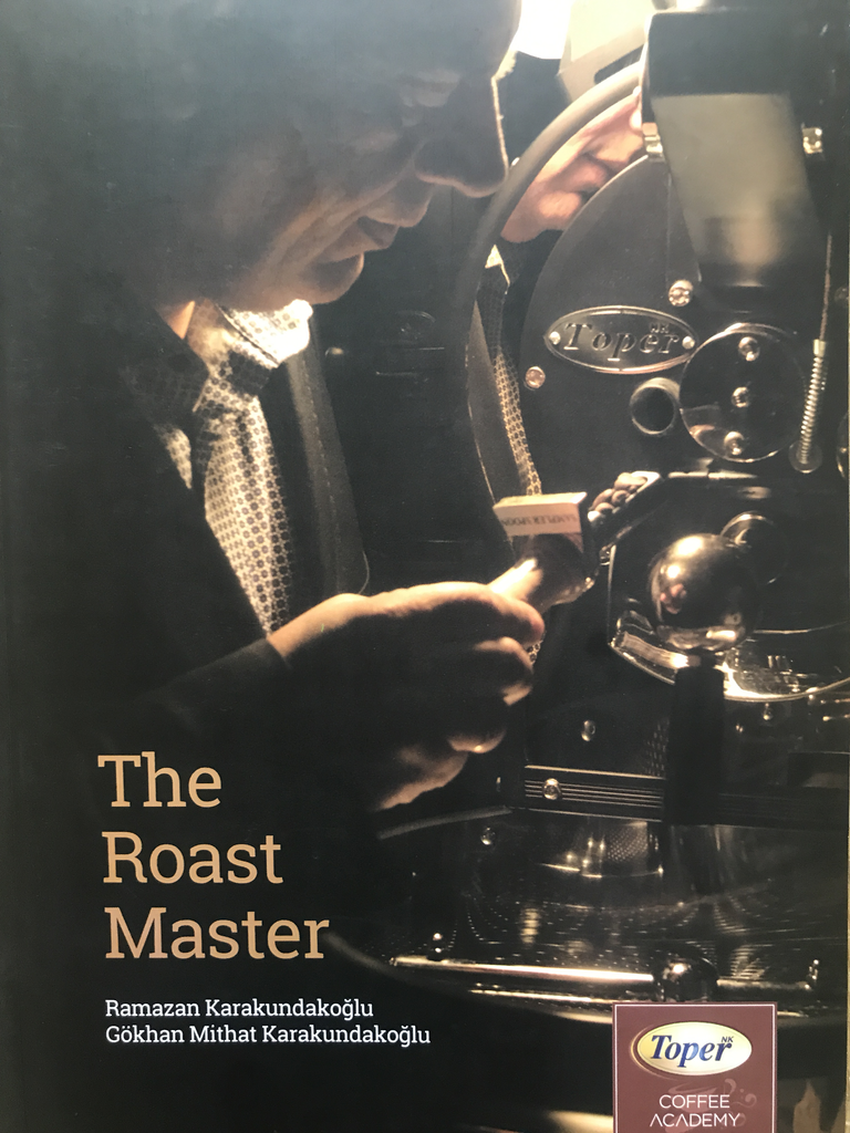The Roast Master Book by Toper