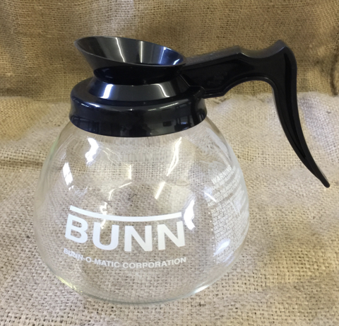 Pennine Unbranded 1.8litre glass coffee jug