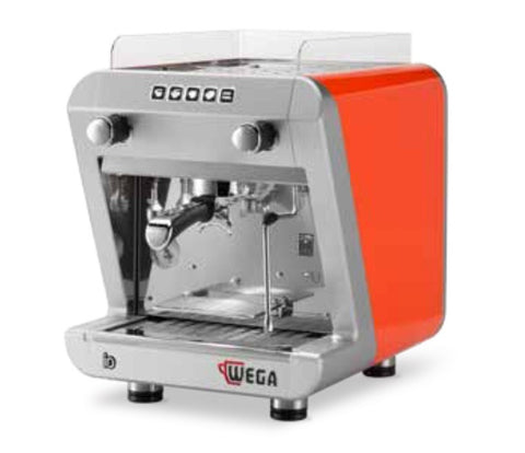 Wega IO 1 Group Keypad Dosing Espresso Machine
