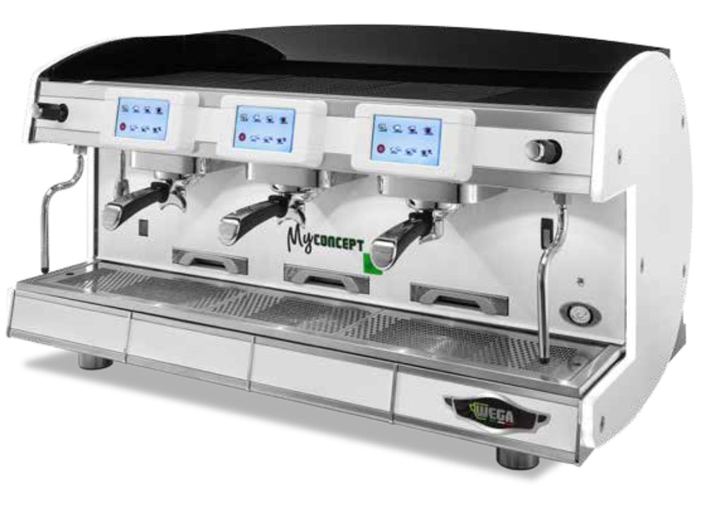 Wega MyConcept 3 Group Touch Screen Dosing Espresso Machine
