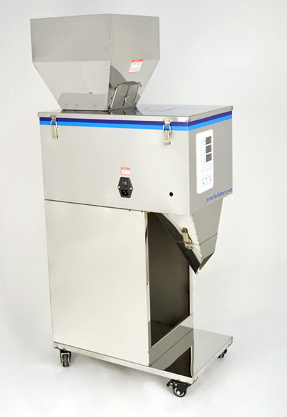 Weigh Coffee and Dose Into Bags Machine - 20g to 5kg settable Dose