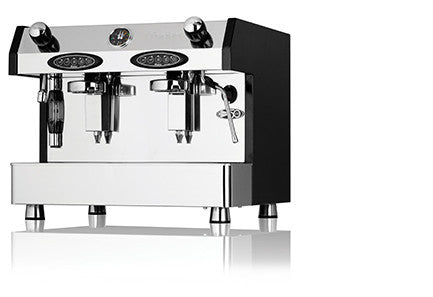 Fracino Bambino 2 group Keypad Dispense Espresso Coffee Machine
