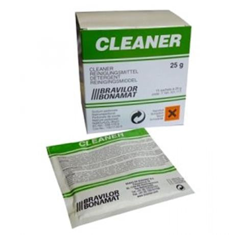 Bravilor Cleaner Powder Sachets (15x15g)