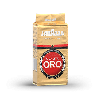 Lavazza Qualita Oro Vac Pak ground coffee (20x250g)