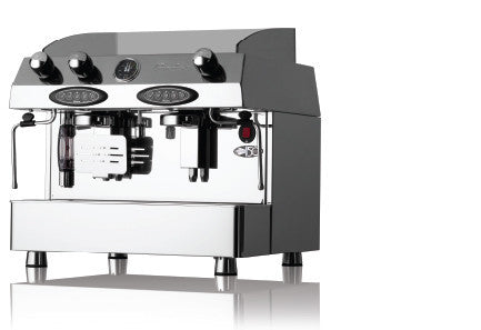 Fracino Contempo 2 Group Keypad Dispense Espresso Machine