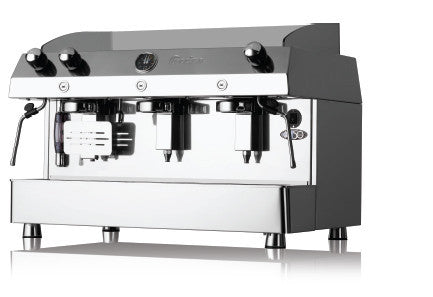 Fracino Contempo 3 Group Manual Cup Size Dosing Espresso Machine