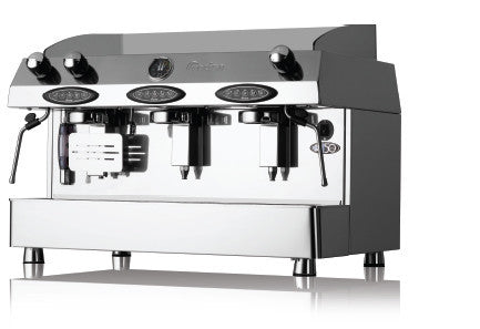 Fracino Contempo 3 Group Keypad Dispense Espresso Machine