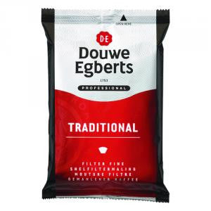Douwe Egberts Traditional Filter Coffee Sachets (45 x 50g)
