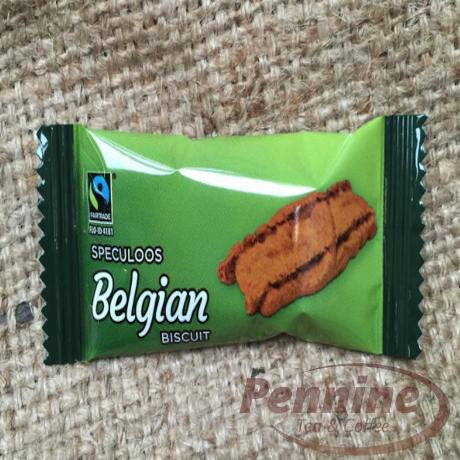 Fairtrade Belgian Speculoos Biscuits MB (1x300x5.5g) by Vermeiren