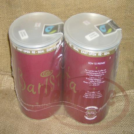 Fairtrade Colombian Instant Coffee Tins (2x750g)