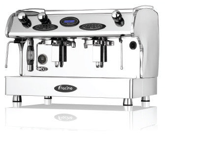 Fracino Romano 2 Group Keypad Dispense Espresso Machine