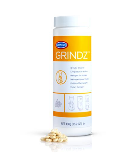 Urnex Grindz Coffee Grinder Cleaner Tablets 430g tub