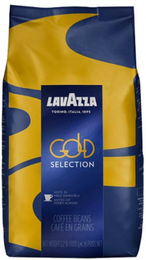 Lavazza Gold Selection Espresso Coffee Beans ( 6 x 1kg )