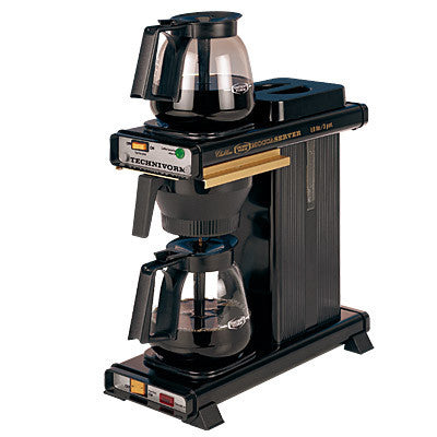 Technivorm Moccaserve Black Filter Coffee Machine