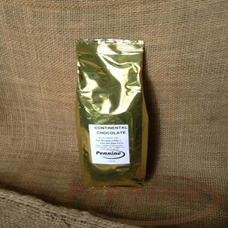 Pennine Continental Chocolate Powder in bags (652g)