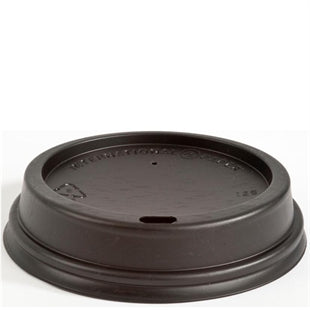 10oz Black Ecotainer Sip Thru Lids (1200)