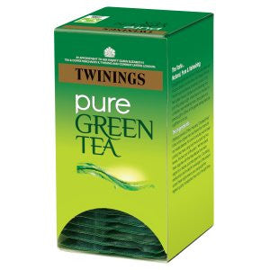 Twinings Pure Green Tea Envelope (1x20)