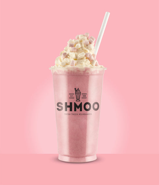Dinkum Shmoo Strawberry Milkshake Powder Mix (1.8kg)