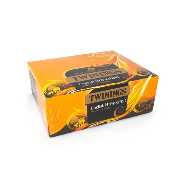 Twinings String and Tag English Breakfast Tea Bags