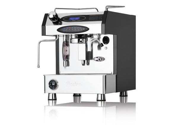 Fracino Velocino 1 Group Electronic Espresso Machine with 1 touch cappuccino
