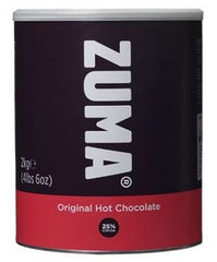 Zuma Original Hot Chocolate Powder Mix (2kg tub)
