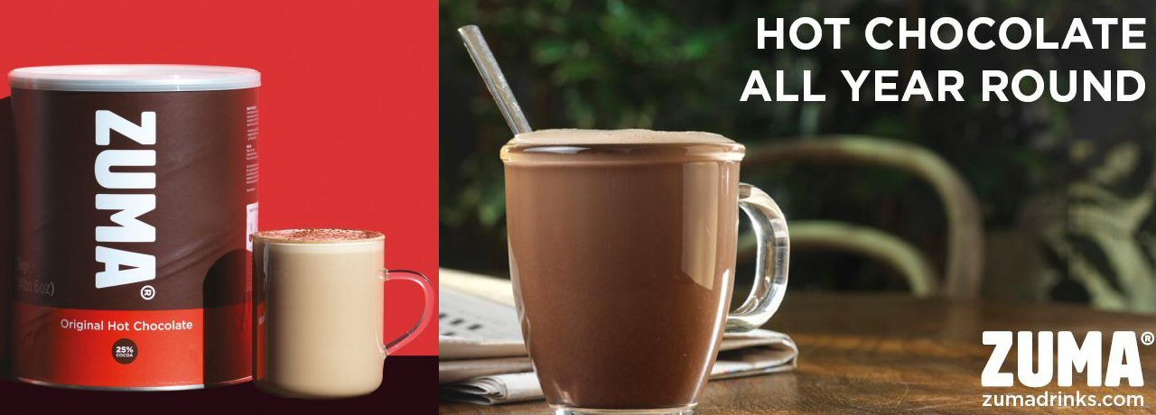 Hot Chocolate Powder Drink Mixes
