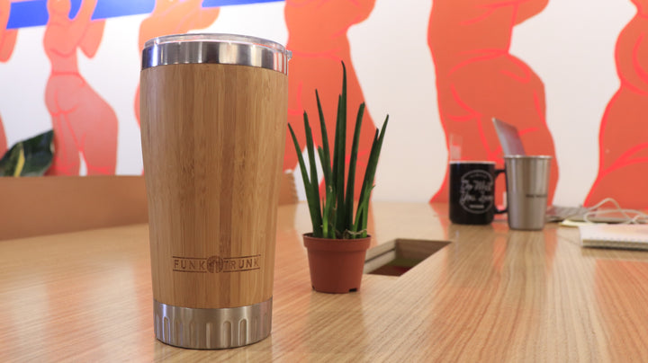 BambuCup: Your Eco-Friendly Homey Companion