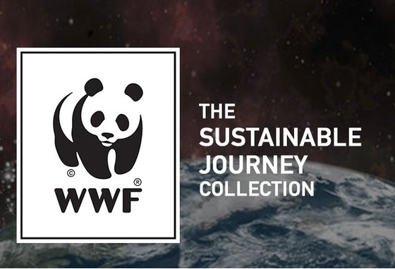 WWF x Funk Trunk: Sustainable Journey Collection