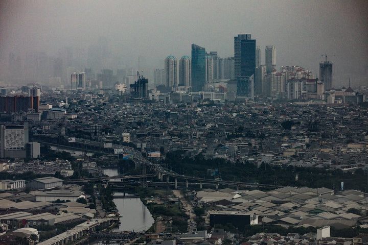 NEWS: Jakarta Is Sinking Along With Other Cities Worldwide