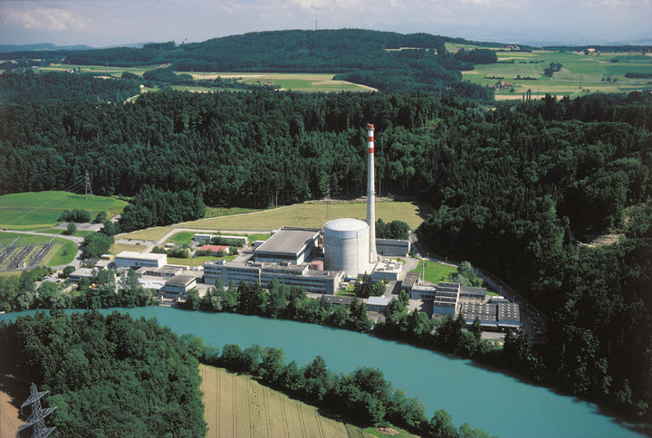 Switzerland Switches Off Nuclear Plant