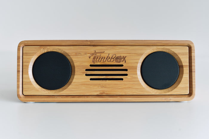 Funk Box Bluetooth Wood Speaker