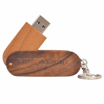 Plant-A-Tree Walnut USB (8GB)