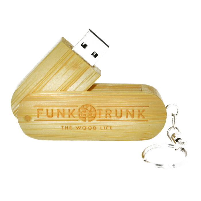 Plant-A-Tree Bamboo USB (8GB)