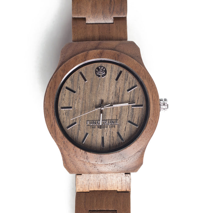 CLASSIC Walnut Watch