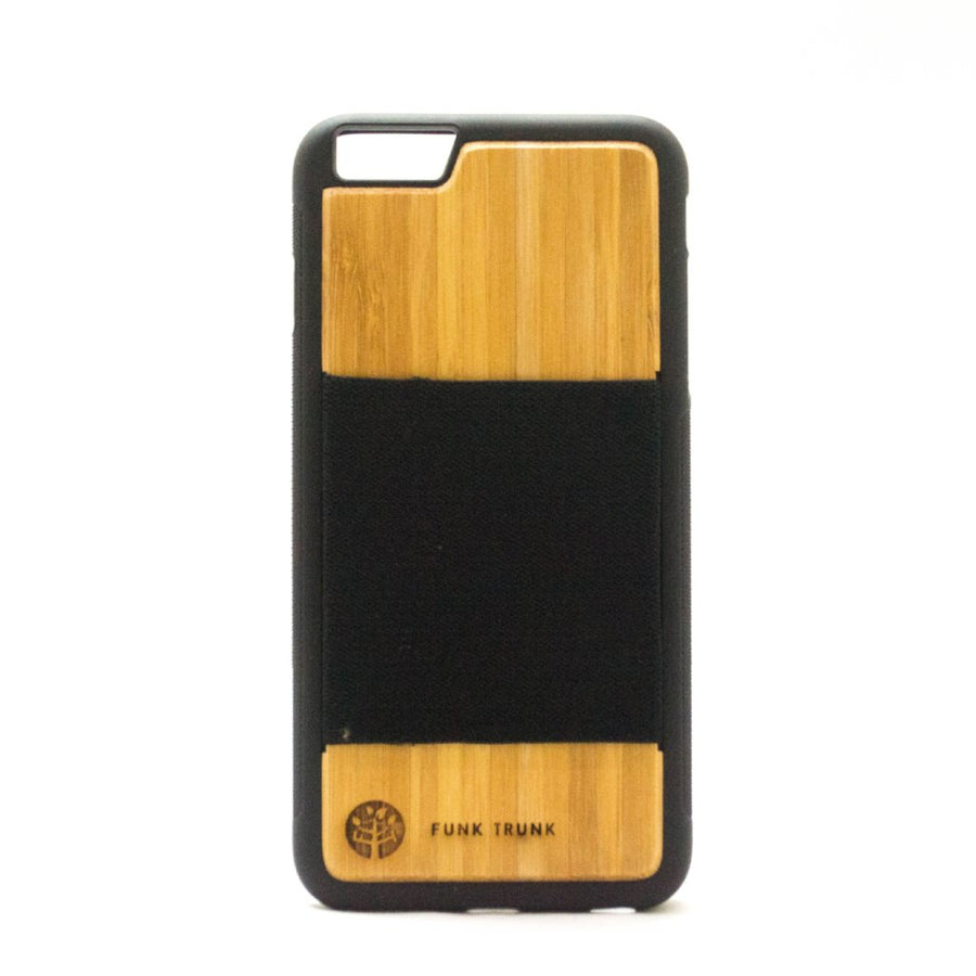 iPhone 6 Plus/6S Plus Bamboo Wallet Case