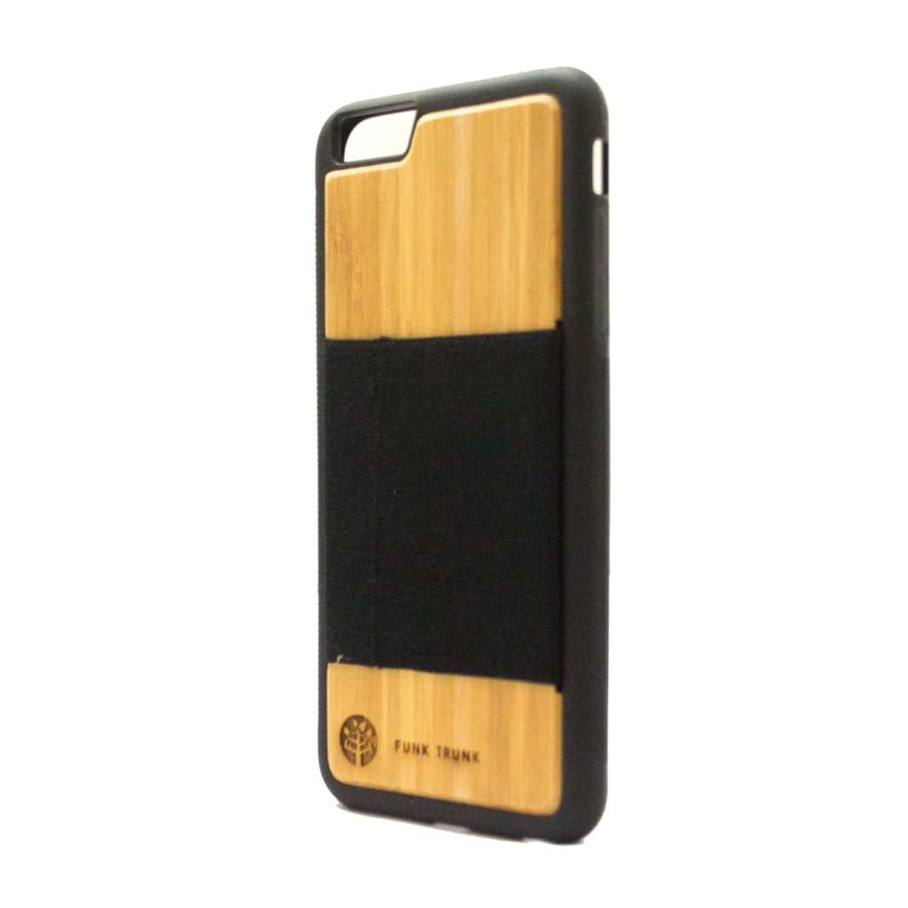 iPhone 6/S Bamboo Wallet Case