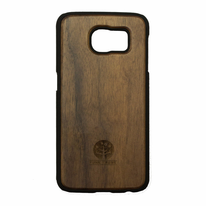 Samsung Galaxy S6 Walnut Phone Case